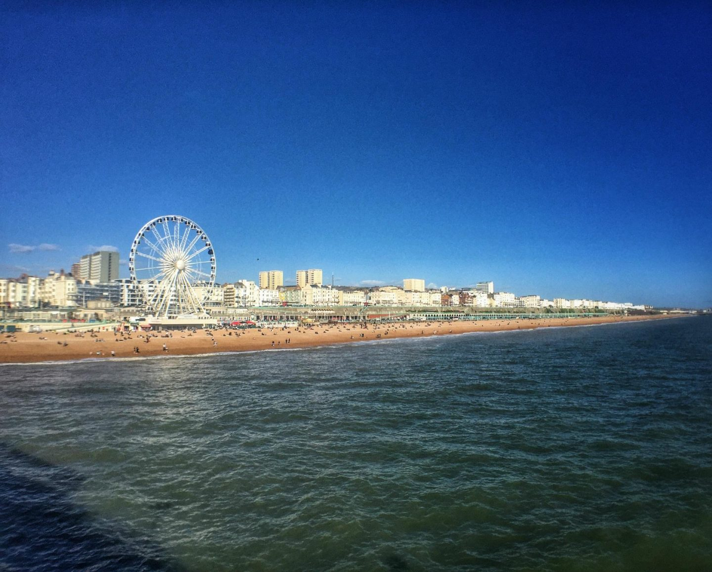 Sunny Brighton Day Trip