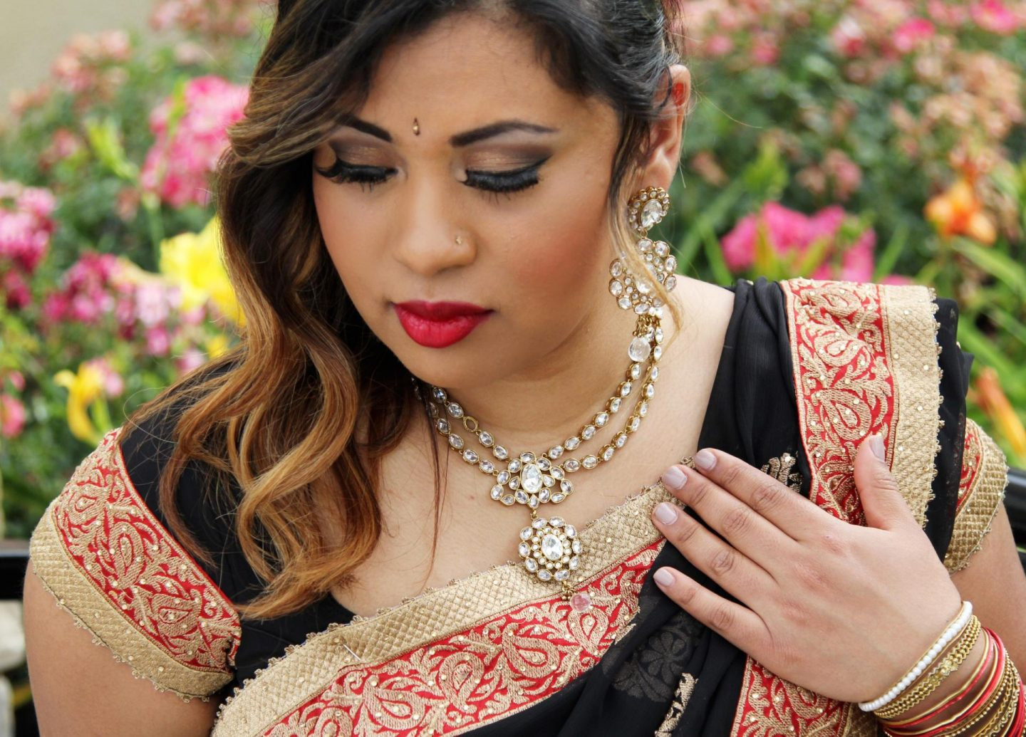 Indian Wedding Day 4 | Hindu Ceremony Outfit
