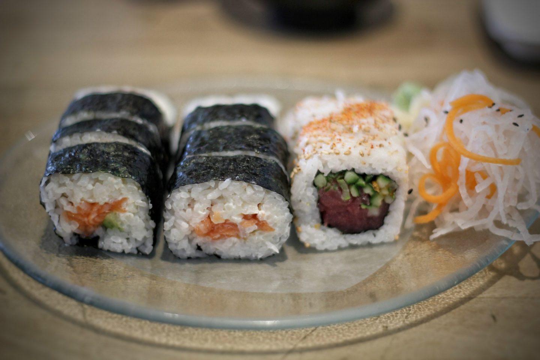 Best Value Sushi in SouthWest London– Sushi 54