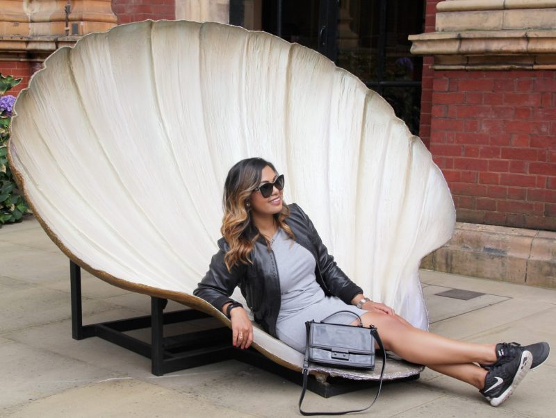 My Wardrobe: Casual Outfit for a day at Victoria and Albert Museum