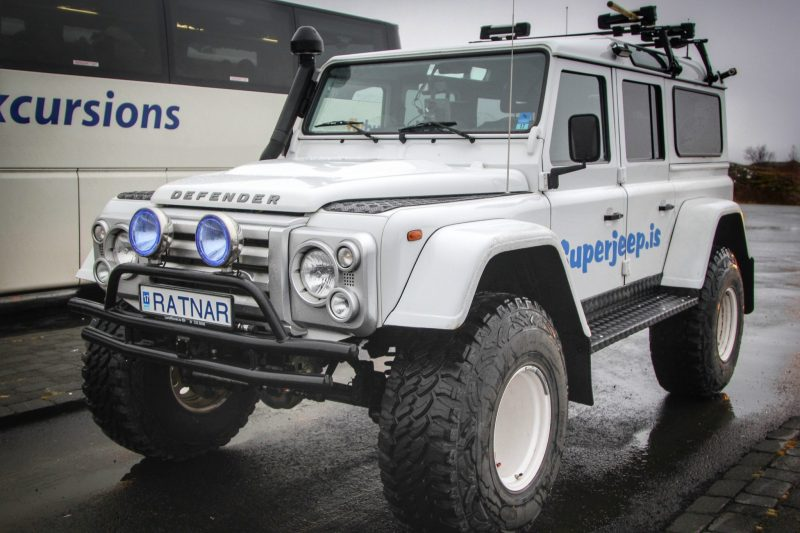 Superjeep - Private Guided Tour of Iceland