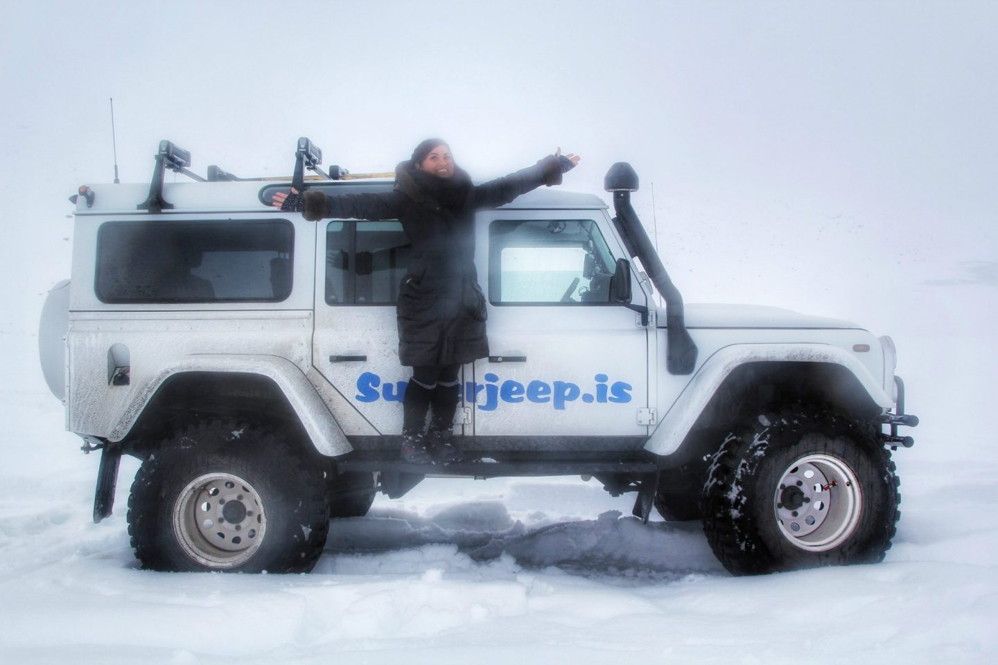 Superjeep – Private Guided Tour of Iceland