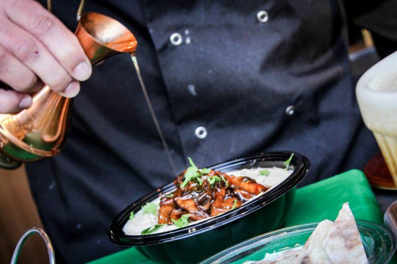 5 Benefits of Eating Hummus - Hummus Lina at Stables Market Camden