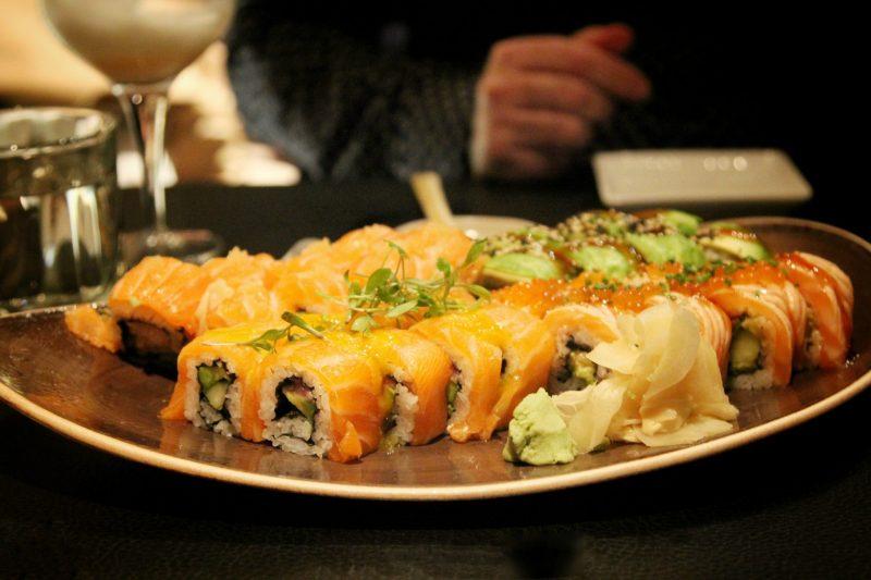 Sticks n' Sushi in Covent Garden, London   Restaurant Review