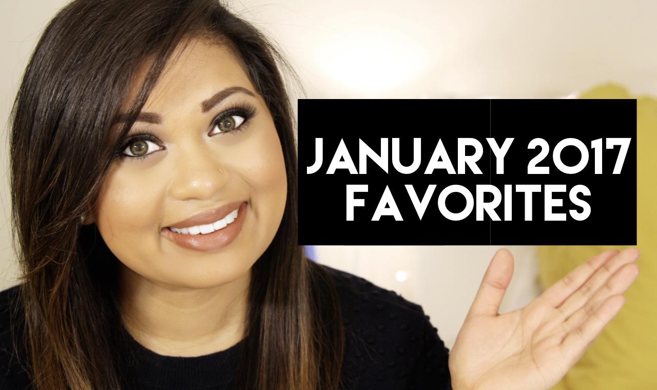 January 2017 Favorites – Beauty, Hair, Lifestyle
