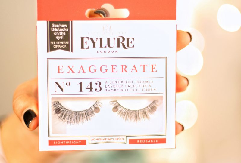 Eylure Exaggerate 143 Lashes