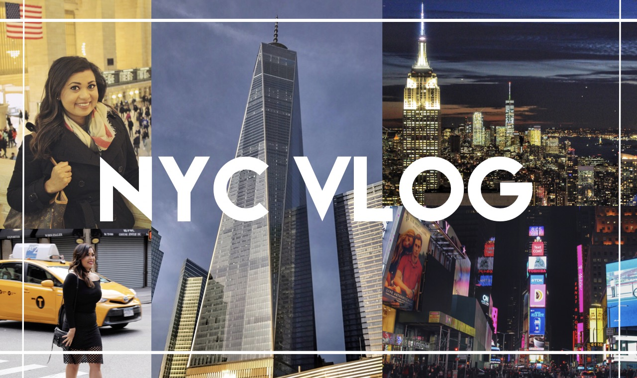 New York City Vlog – November 2016