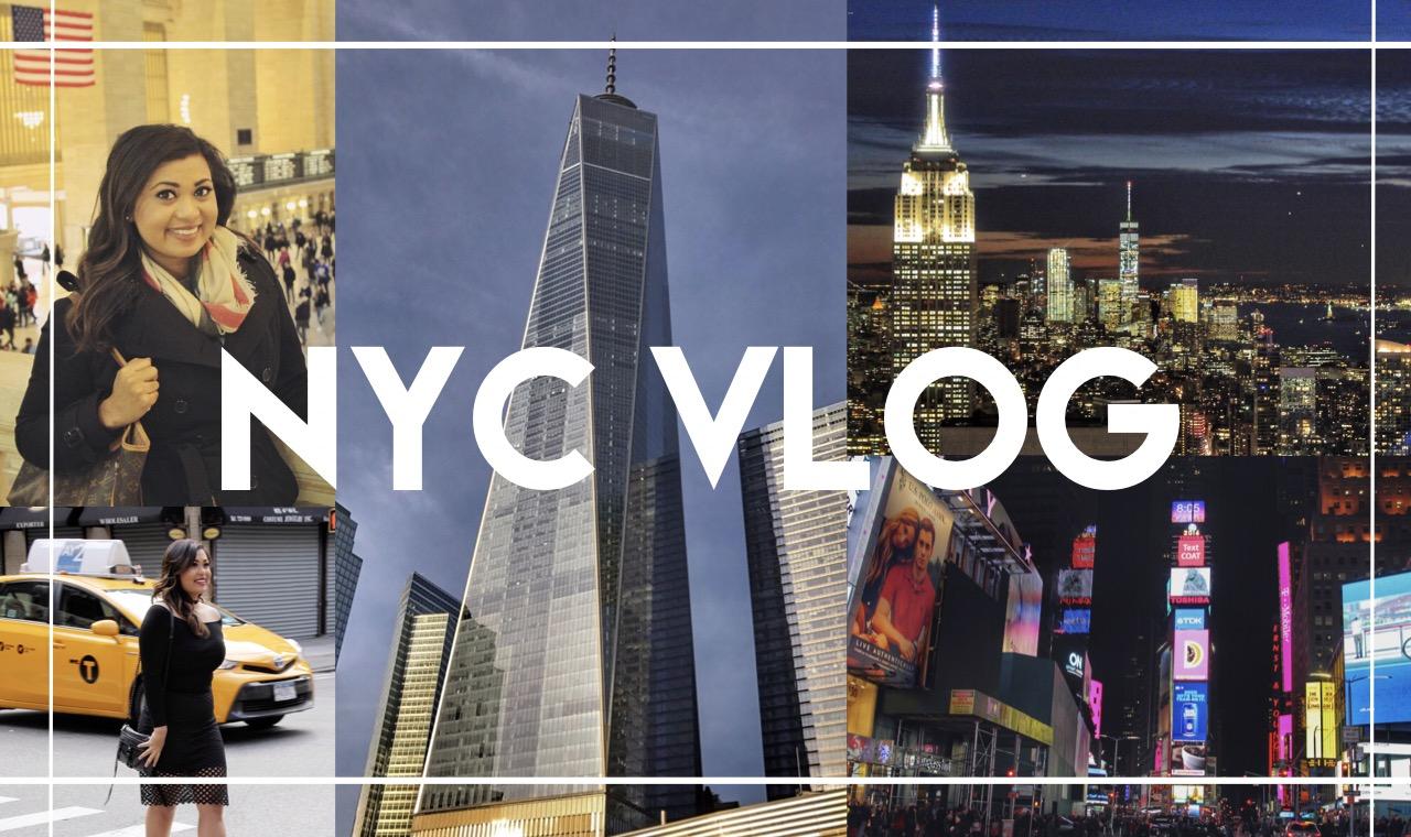 NYC Vlog