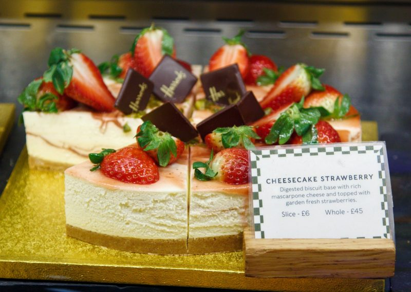 Harrords Food Halls | The most decadent food shop in London