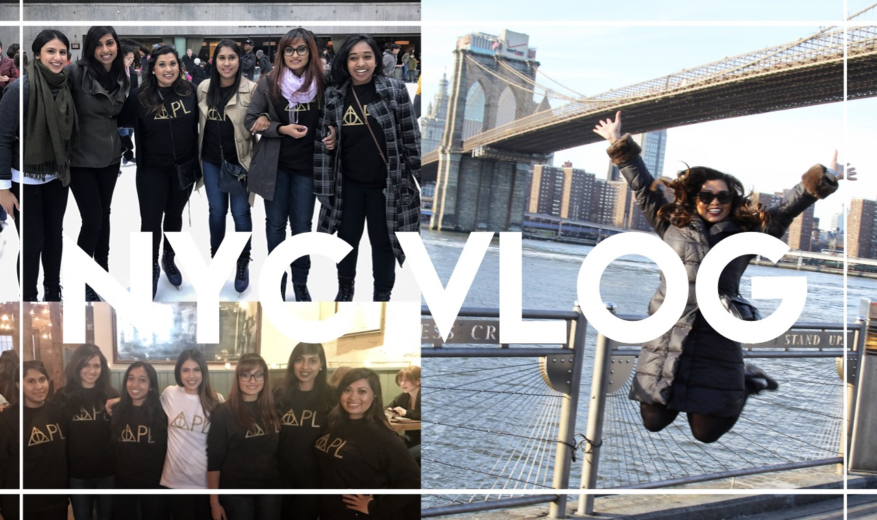 New York City Vlog – February 2017