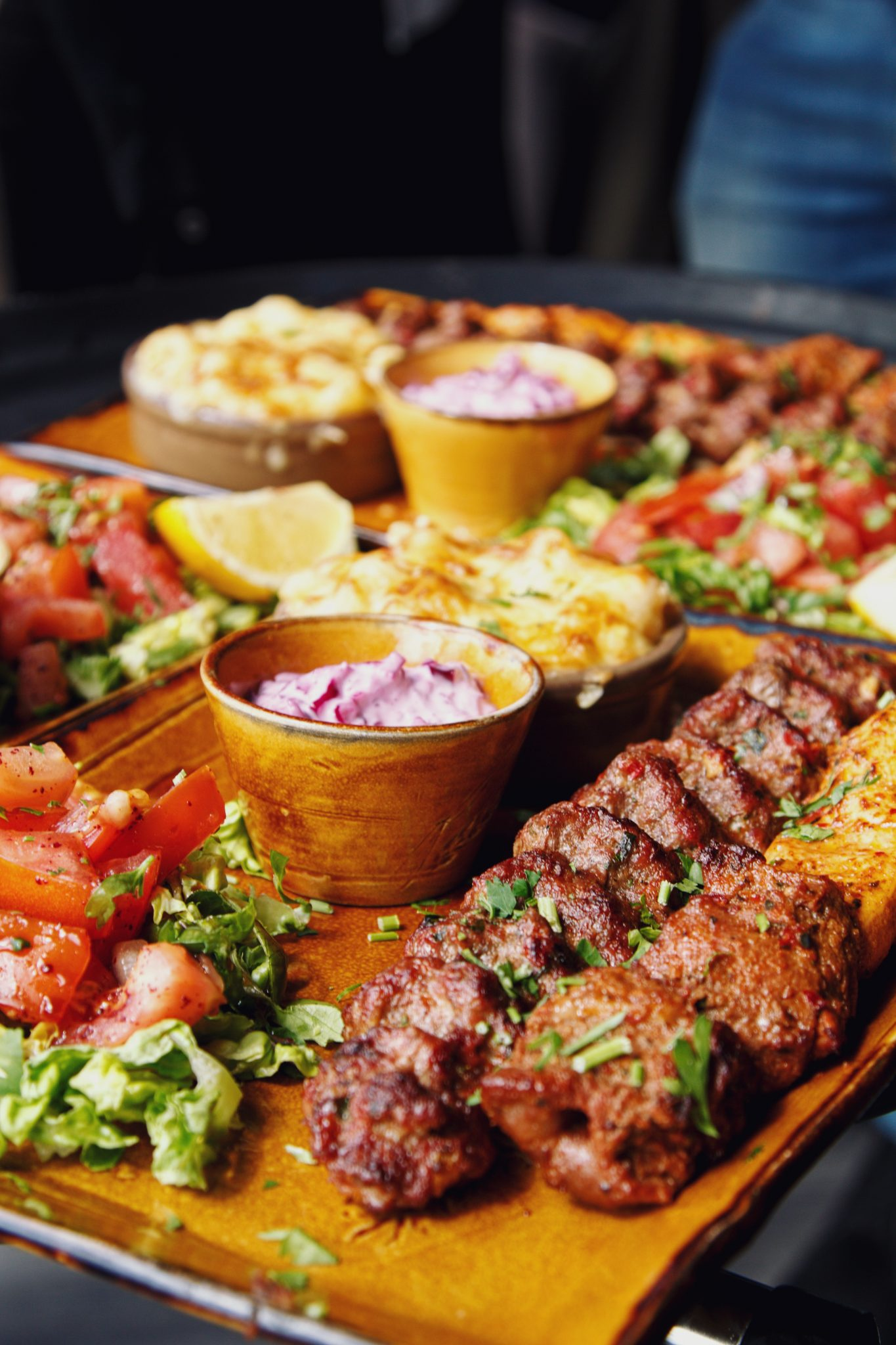 Tarshish mediterranean grill in north london for Cuisine restaurant