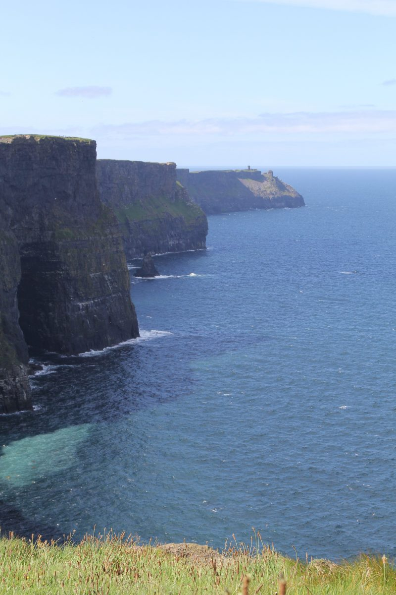 cliffs of moher in May