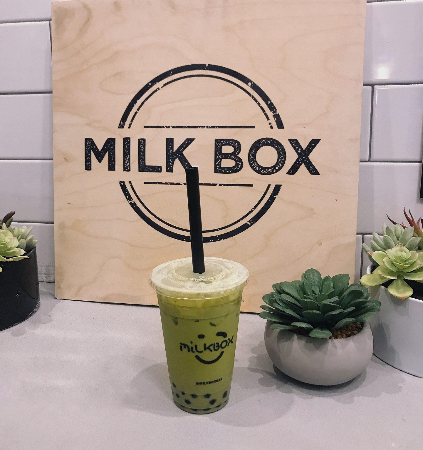 MilkBox Boba – Tustin Union Market