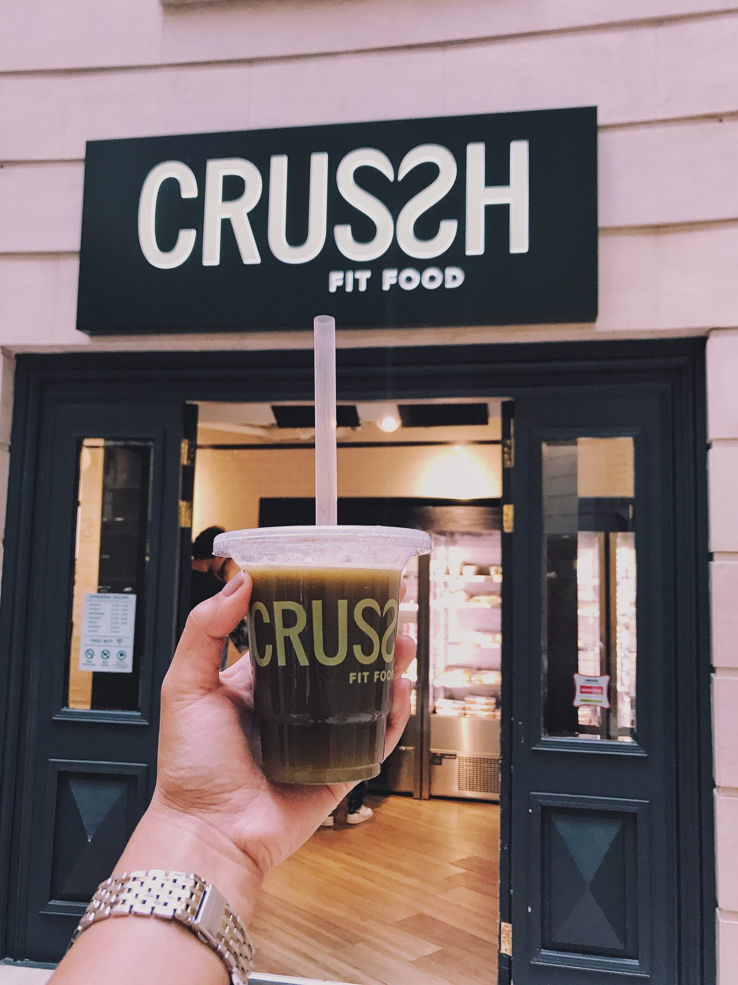 Crussh Juice – Summer Menu Review