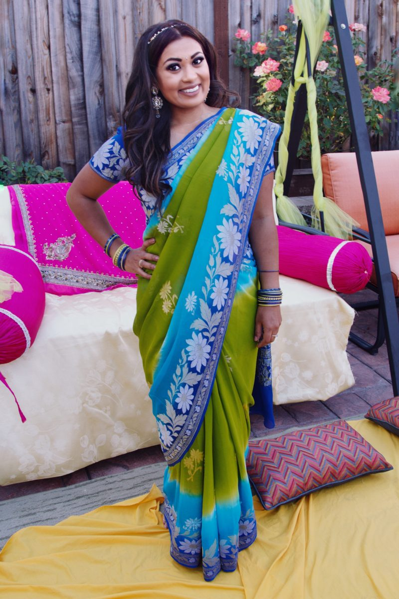 Mehndi Night Outfit - South Asian Wedding