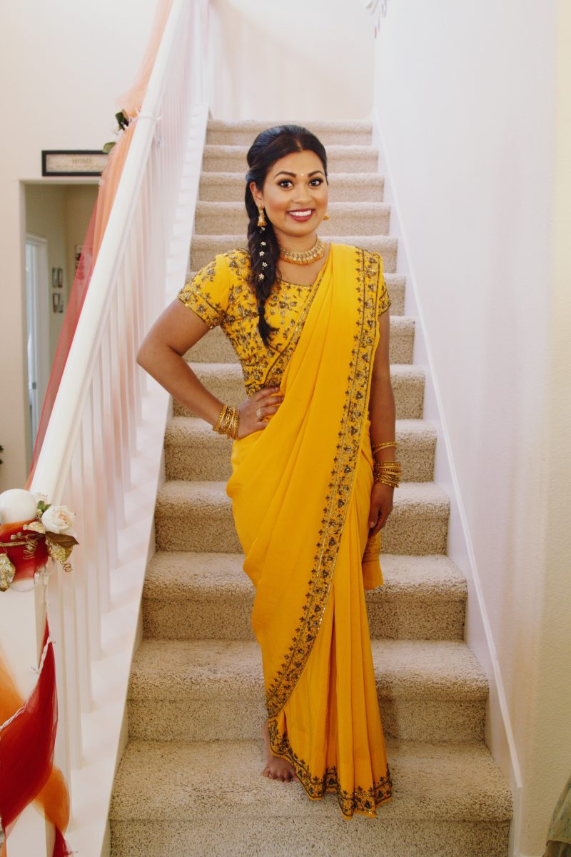 Haldi Ceremony - Gaye Holud Outfit