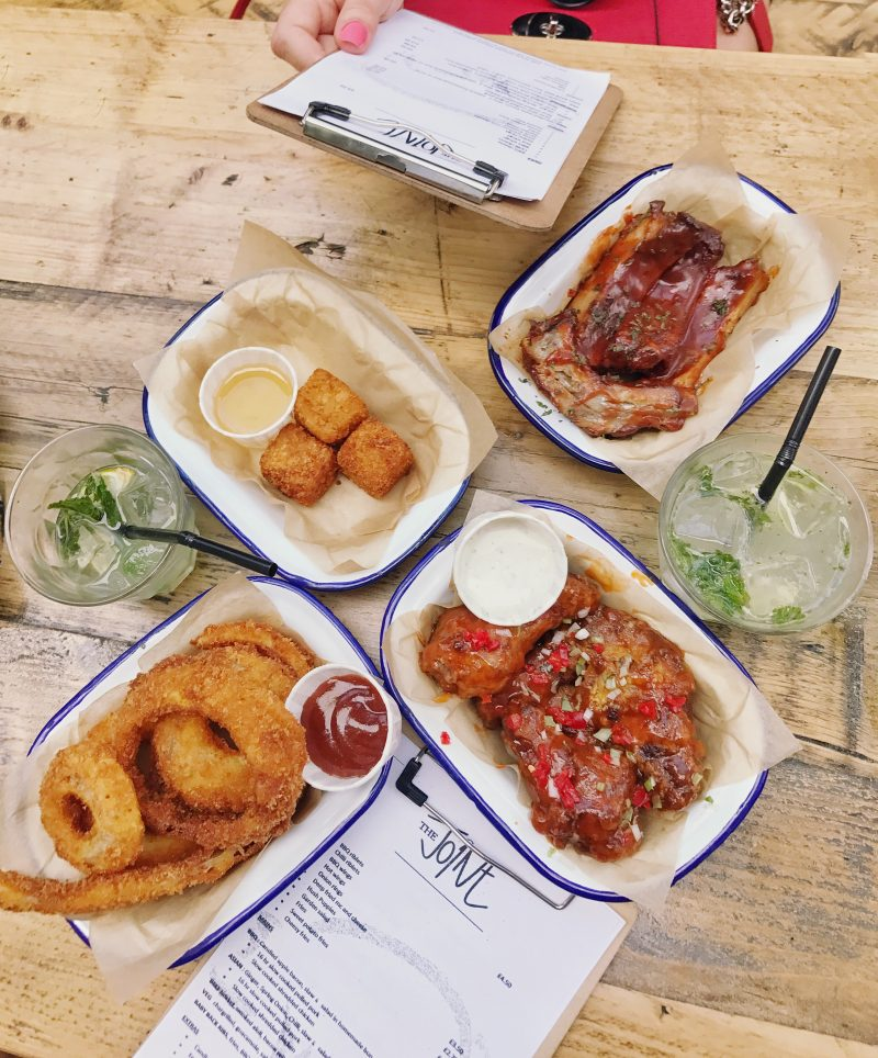 The Joint - Asian BBQ in Brixton Village