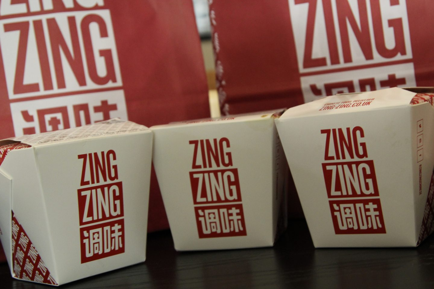 Zing Zing Vegetarian Chinese Food – ZZ Green Launch Event