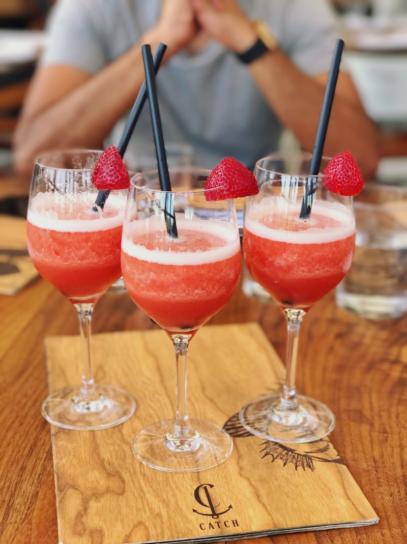 Catch LA Brunch - The coolest rooftop in West Hollywood