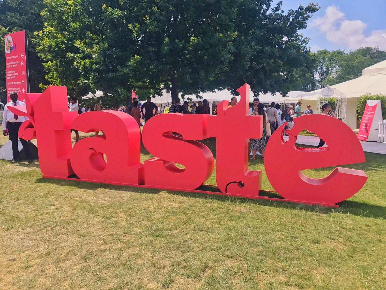 Taste of London Food Festival – Summer 2017