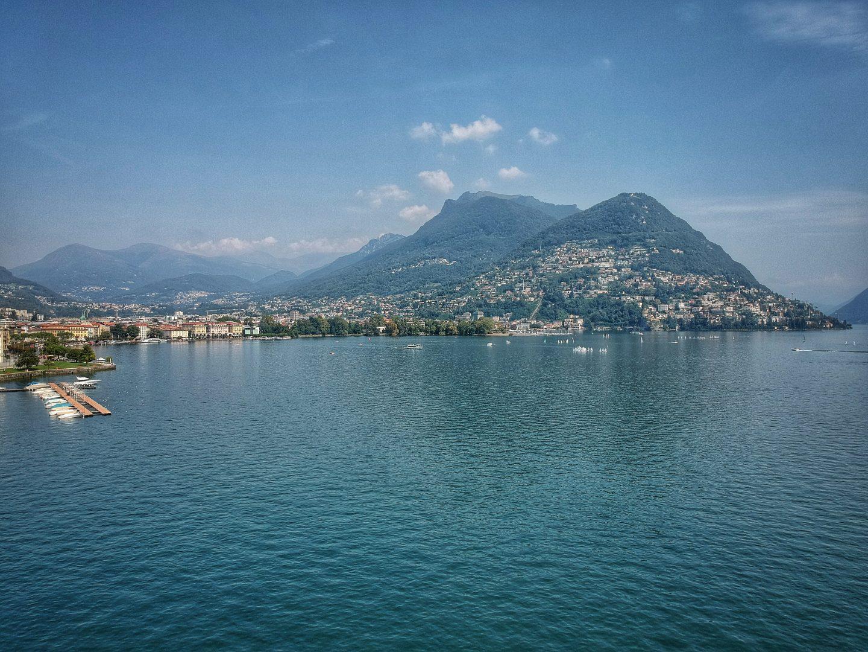 Weekend at Lake Lugano