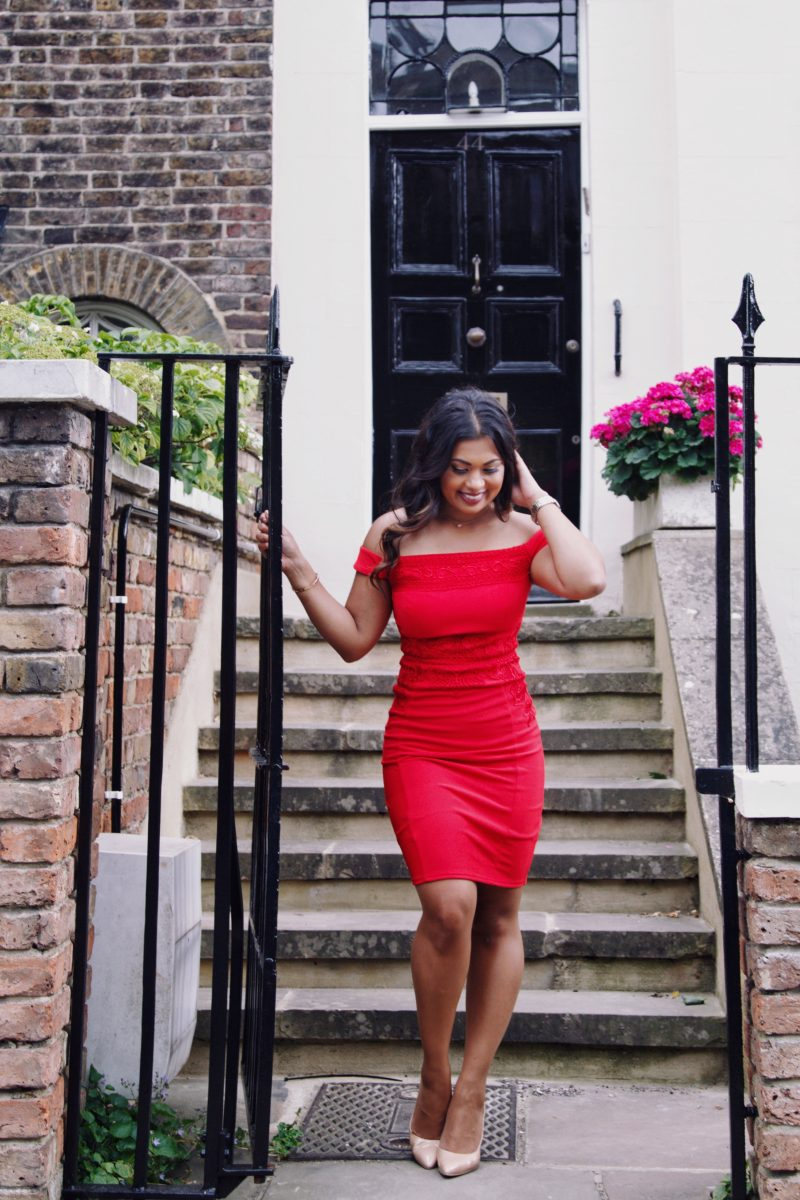 5 Ways to feel confident in your body - Red Dress to Impress