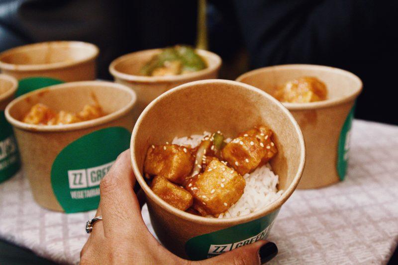 Zing Zing Chinese New Year Menu takeaway food tofu rice food