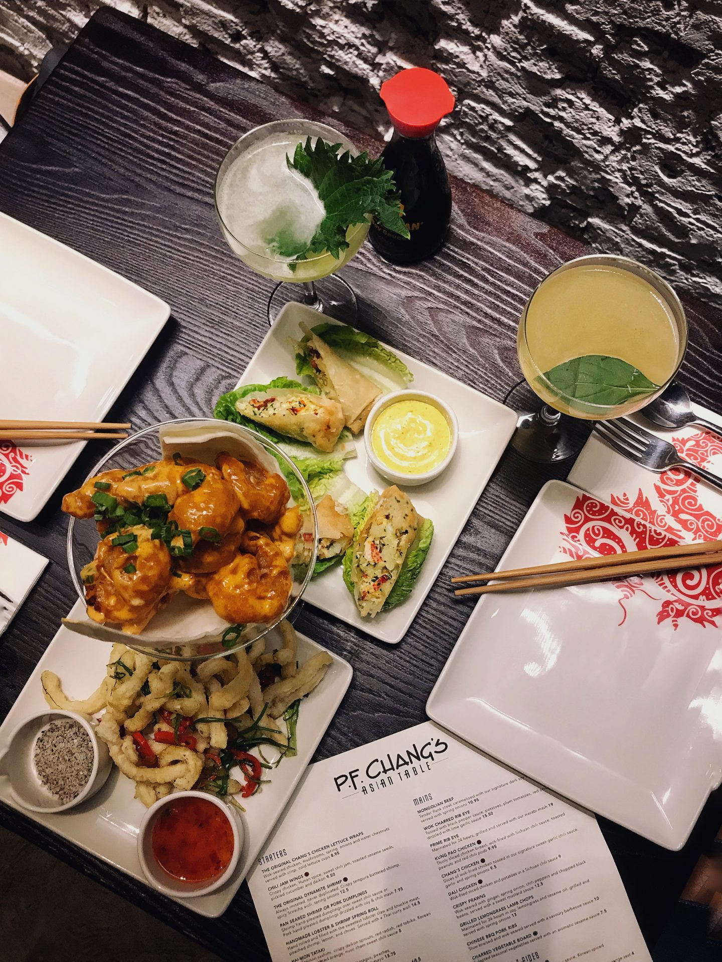 P.F. Chang's Asian Table London | Restaurant Review