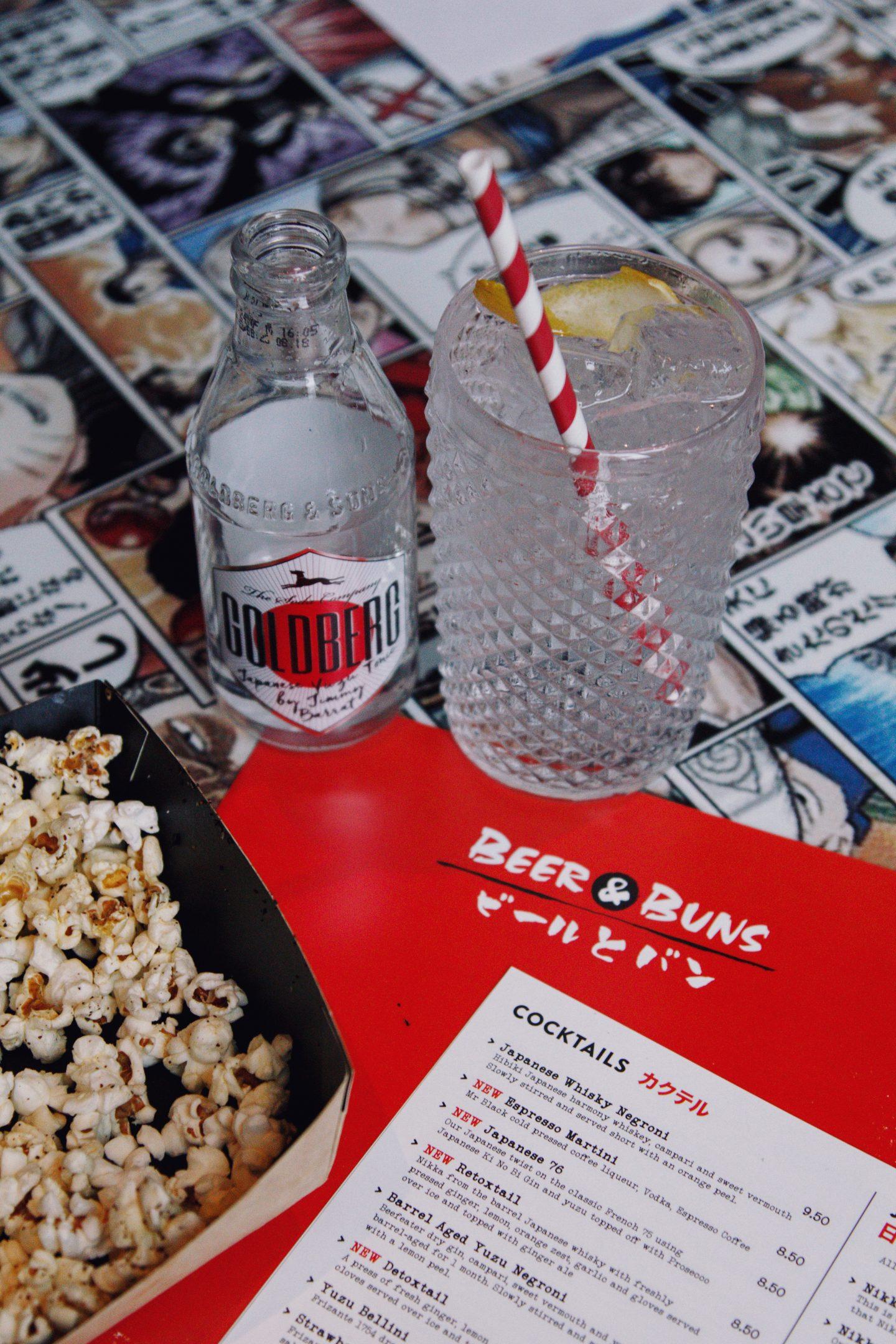 Beer & Buns New Menu - London Restaurant Review