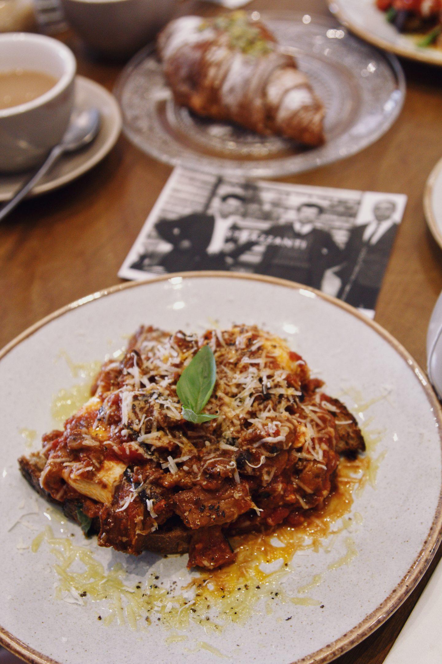 Strazzanti - Sicilian Bakery in the heart of Fitzrovia