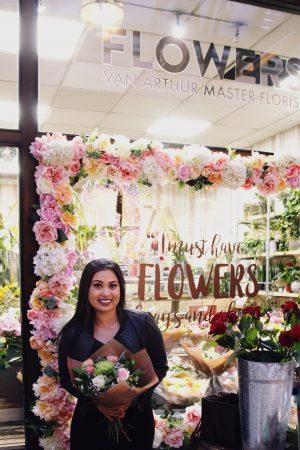 Van Arthur Master Florist Class