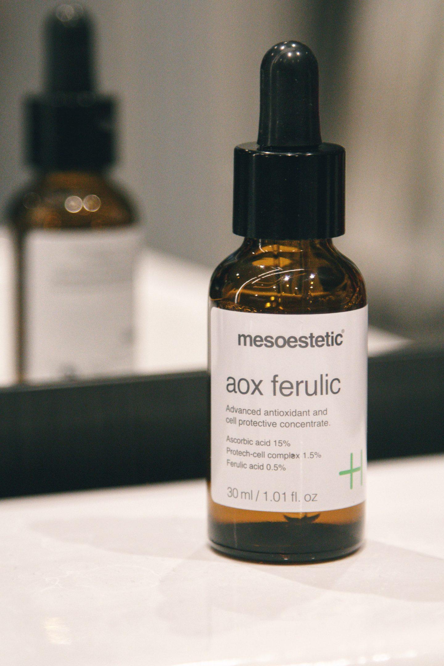 Mesoestetic AOX Ferulic Serum