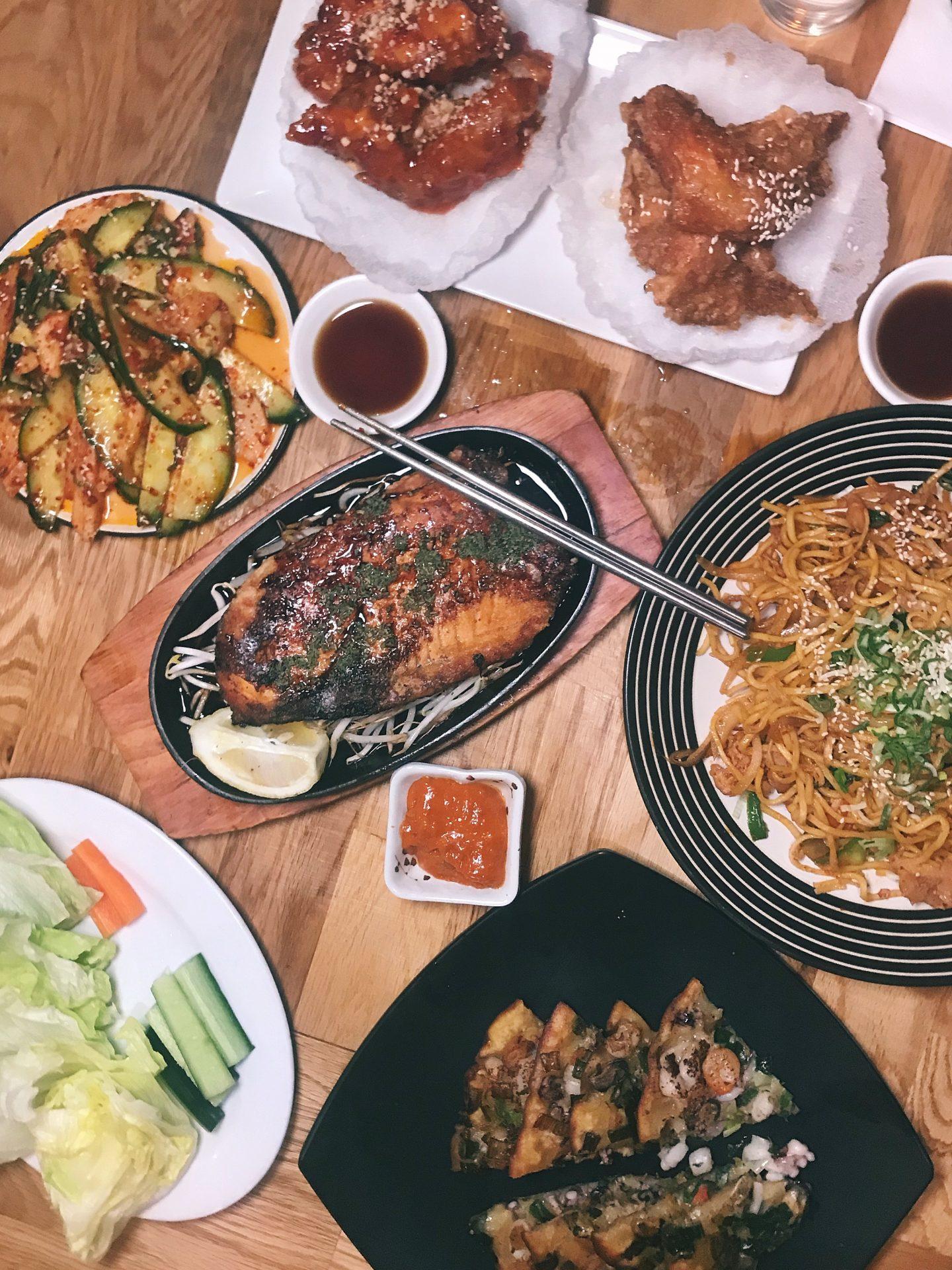 LimeOrange Korean Food