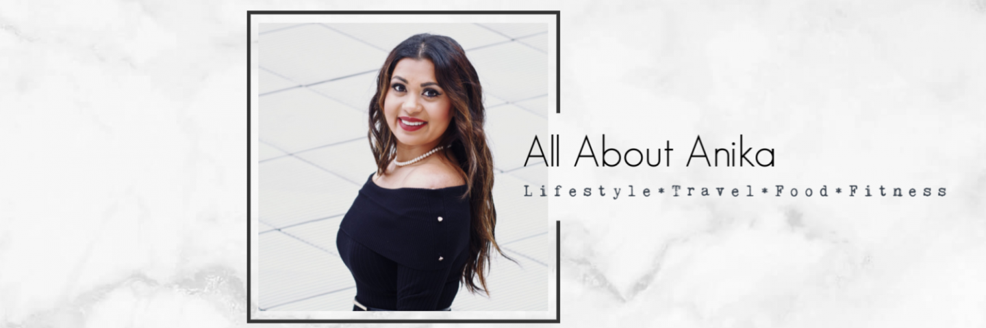All About Anika Blog Banner