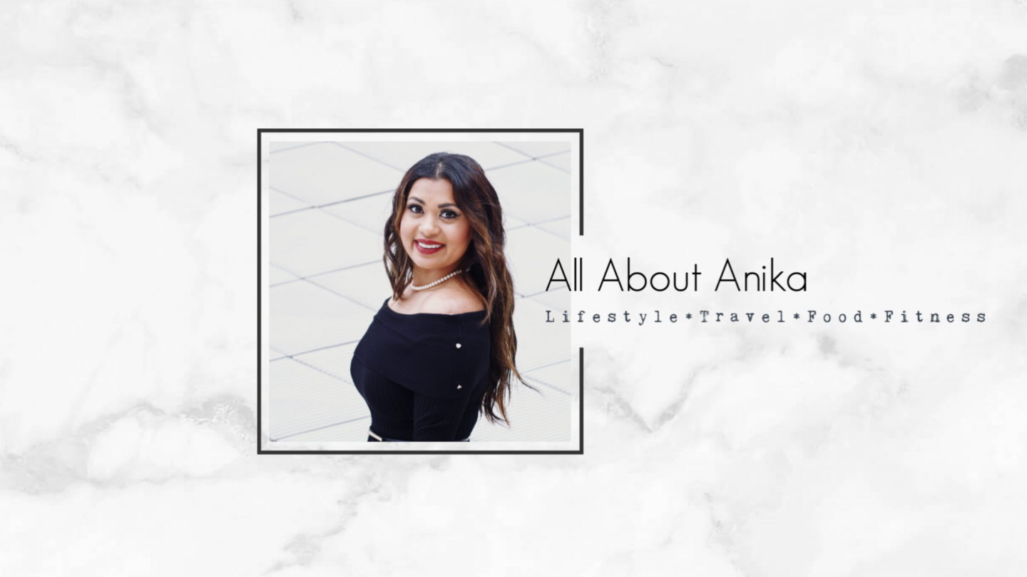 All About Anika YT Banner