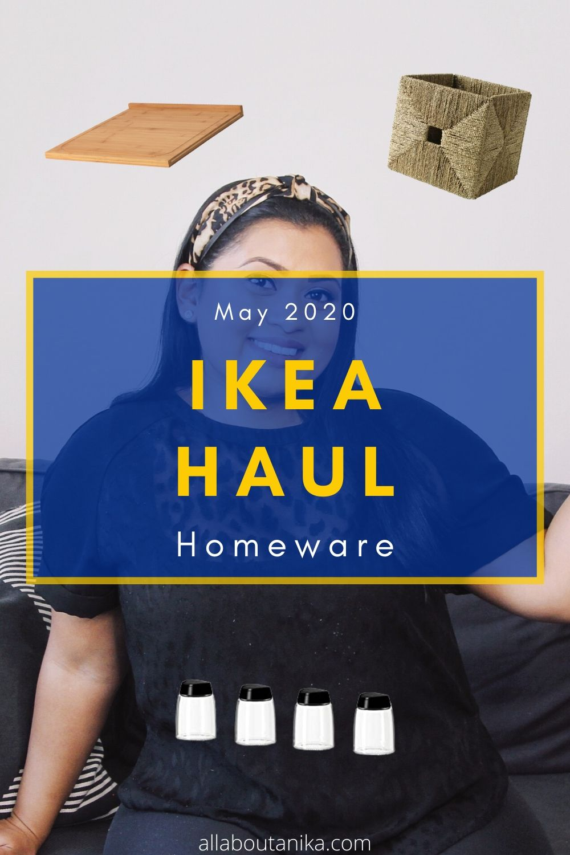 IKEA Homeware Haul May 2020 Pintrest